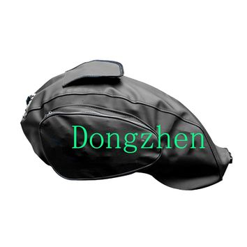 Dongzhen Motorcycle Bag Oxford Cloth Saddle Bag Fit For Yamaha BMW Kawasaki Ducati Motorcycle Parts Motorbike Oil Bag Package