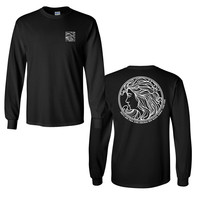 Crest Long Sleeve Shirt
