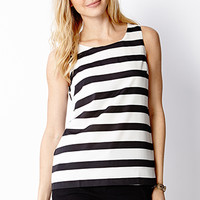 Essential Striped Tank
