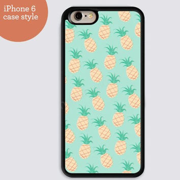 iphone 6 cover,Cartoon pineapple colorful iphone 6 plus,Feather IPhone 4,4s case,color IPhone 5s,vivid IPhone 5c,IPhone 5 case 145
