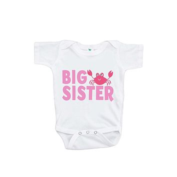 Custom Party Shop Baby's Big Sister Summer Onepiece