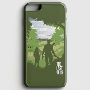 The Last Of Us Faces iPhone 8 Case