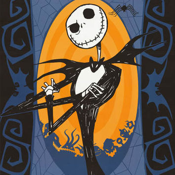 Nightmare Before Christmas Movie Poster 22x34