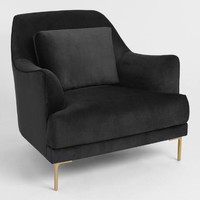 Black Samara Chair