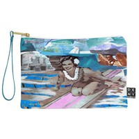 Deb Haugen Surfer Girls Pouch