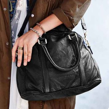 LIEBESKIND Vroni Port Leather Tote Bag-
