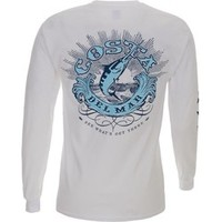 Academy - Costa Del Mar Adults' Classic Long Sleeve T-shirt