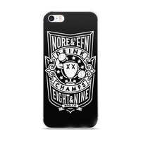 Drink Champs X 8&9 Badge iPhone case