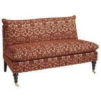 Gillian Loveseat - Cayenne