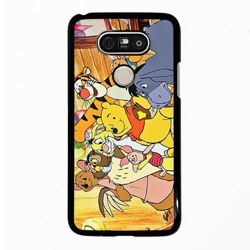 WINNIE THE POOH AND FRIENDS Disney LG G5 Case Cover