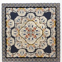 Tufted Regalia Rug by Anthropologie