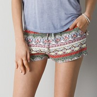 AEO PRINTED SOFT SHORTIE