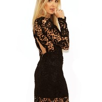 West Coast Wardrobe  Adele Dress in Black