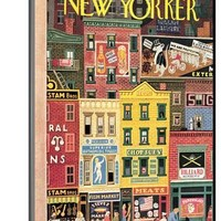 The New Yorker Cover - March 18, 1944 Premium Giclee Print by Witold Gordon at Art.com
