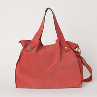 H&M Suede Shopper $99