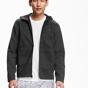Old Navy Mens Go Warm Hooded Jacket