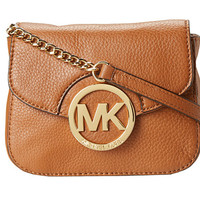 MICHAEL Michael Kors Fulton Small Crossbody Luggage - Zappos.com Free Shipping BOTH Ways