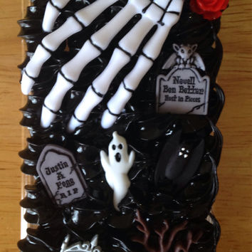 Gothic whip cream case iPhone 6