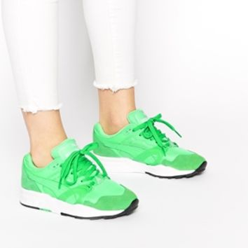 Puma SMU Trinomic XT1 Lime Trainers