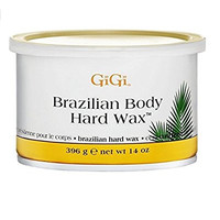 GiGi Hard Body Wax for Brazilian & Sensitive Areas, 396g/14 oz