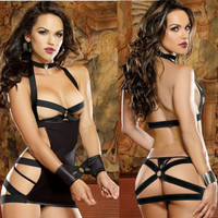 On Sale Hot Deal Cute Sexy Backless Club Uniform Exotic Lingerie [6595825923]