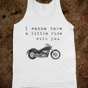Jason Aldean - Take a Little Ride - Country Music Shirts