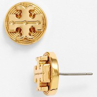 Women's Tory Burch 'Livia' Stud Earrings