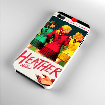 HEATHERS BROADWAY MUSICAL iPhone 4s Case