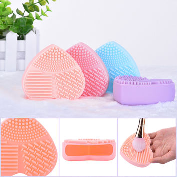 Silicone Makeup Brush Bu514