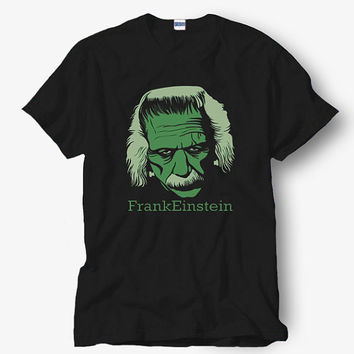 FrankEinstein Albert Einstein Shirt, White Shirt, Popular Shirt Hot Product On USA Size S-M-L-XL