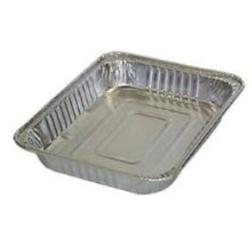 DISPOSABLE LASAGNA FOIL PAN- 2 PACK
