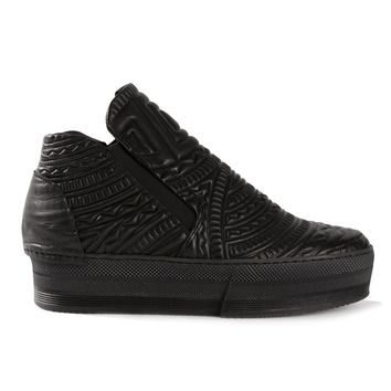 Ca By Cinzia Araia embossed trainers