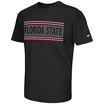 Youth NCAA Florida State Seminoles Short Sleeve Tee Shirt (Team Color)
