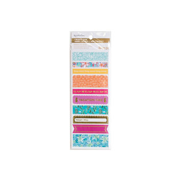 Creative Year Tropical Washi Stickers By Recollections™