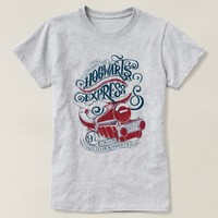 Harry Potter | Hogwarts Express Typography T-Shirt