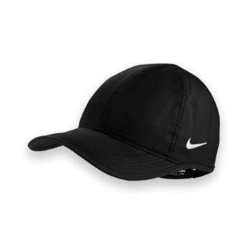 Nike Team Featherlight Cap (MISC, Black)