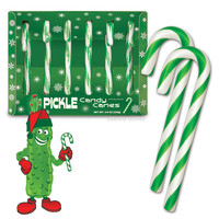 Pickle Candy Canes - SOLD OUT