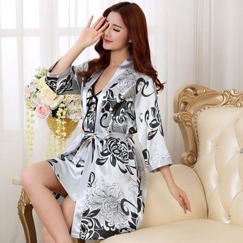 DCCKFV3 NEW Fashion women men nightwear sexy sleepwear lingerie sleepshirts nightgowns sleeping dress good nightdress lover's Homewear