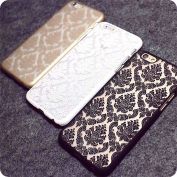 Henna Palace Flower Phone Cases for iPhone – Go Vintage