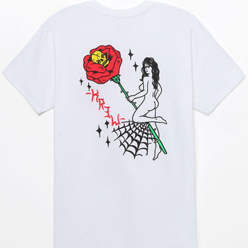 KR3W Tattoo Lady T-Shirt at PacSun.com