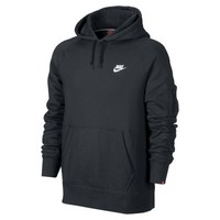 Nike Ace Fleece Pullover Men's Hoodie - Black