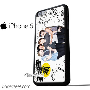 5sos 5 second of summer case iPhone 4/4 Case, iPhone 5/5s/5c, iPhone 6/6 Plus case
