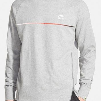 Men's Nike 'Track & Field' French Terry Crewneck Sweatshirt,