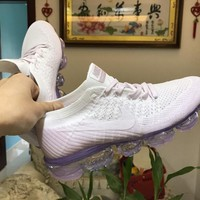 2018 WMNS Nike Air VaporMax Flyknit 849557 501 Cherry Pink Size US5.5-8.5