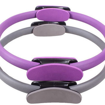 5592 Pilates Magic Fitness Circle Yoga Ring Slimming Weight Loss Breast Enlargement = 1932327300