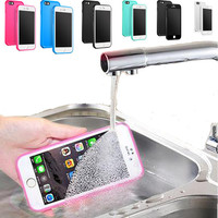 Waterproof Dustproof iPhone 5 5s 6 6s Plus Case Beach Holiday Cover+ Nice Free Box