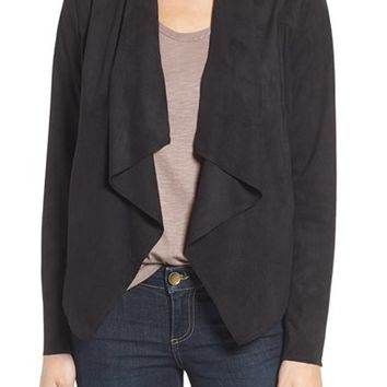 KUT from the Kloth Tayanita Faux Suede Jacket   Nordstrom