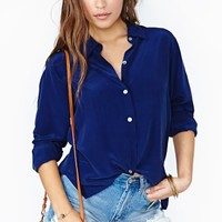 Night Wave Blouse