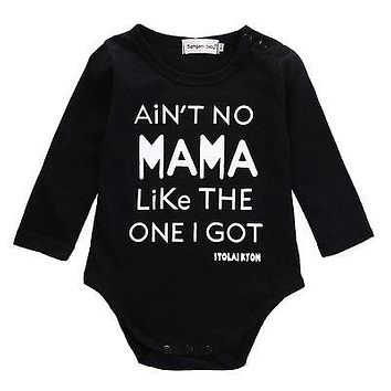 Newborn Baby Romper Baby Boy Girl Clothes Long Sleeve Romper Cotton Jumpsuit Baby Clothes