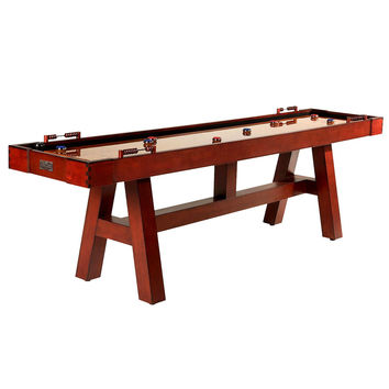 Barrington 9' Solid Wood Shuffleboard Table